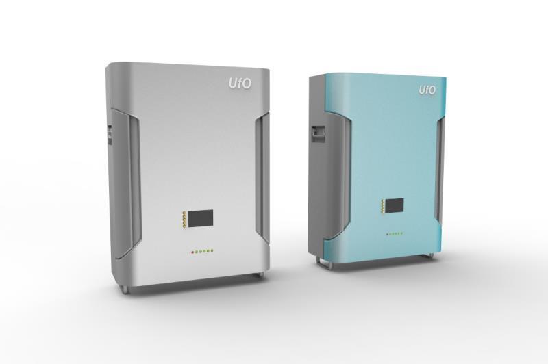 Sliver Grey Powerwall| LiFePO4 Battery (Optional GPRS) | 48V, 51.2V | Solar System | Backup Power