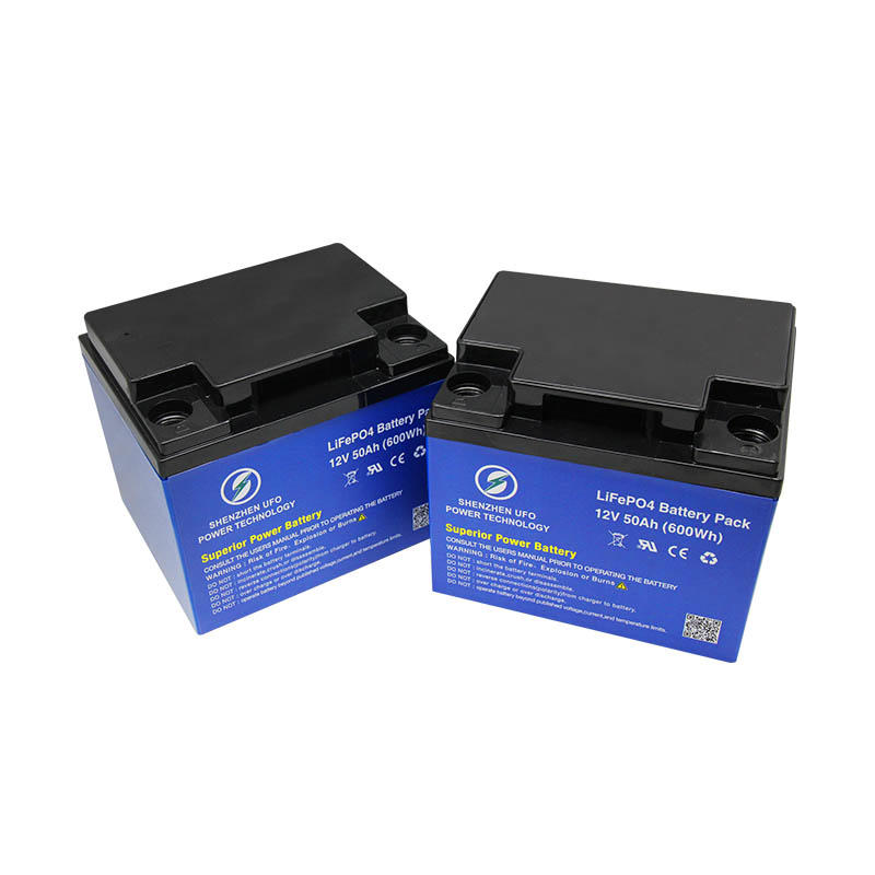 UFO 128v100ah lithium iron battery company for sale-5