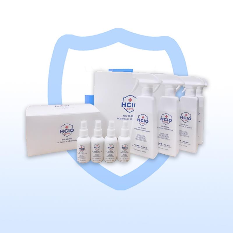 Clean Anti-Bacterial Disinfectant Spray   Hygiene Hand sanitizer   60ml/500ml