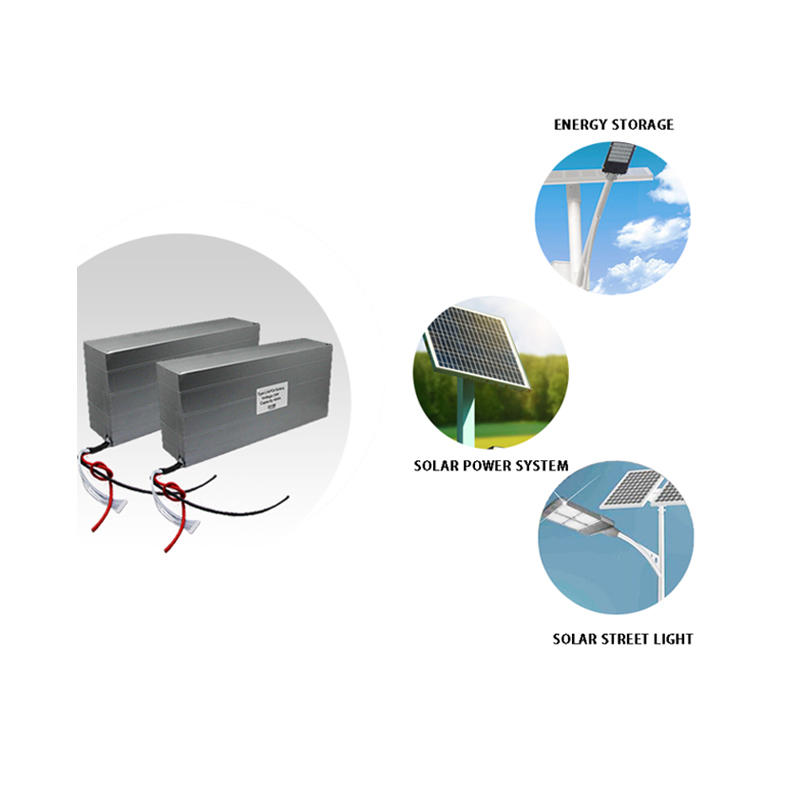 Lithium Solar Battery | Solar Street Light, Solar Storage|  Customized LiFePO4 Battery