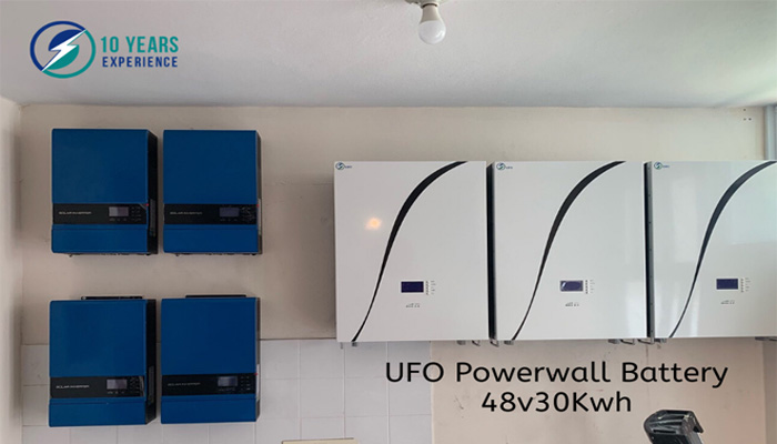 UFO curve wallmounted battery projects_3