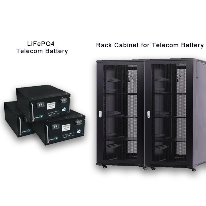 LiFePO4 Telecom Battery (GPRS optional) | 48V100Ah| Telecommunication, solar storage, UPS, Backup Power