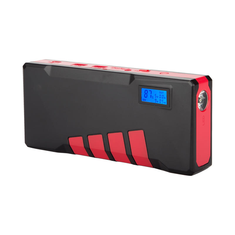 UFO-A26 Classic 12V Portable Car Jump Starter 900 Amps Peak Lithium Battery Pack