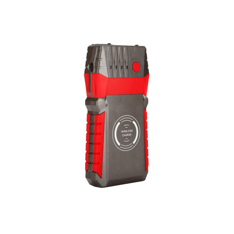 UFO-A39 14.8V Portable Car Jump Starter 600 Amps Peak Lithium Battery Pack, Built-in Waterproof Car Battery booster
