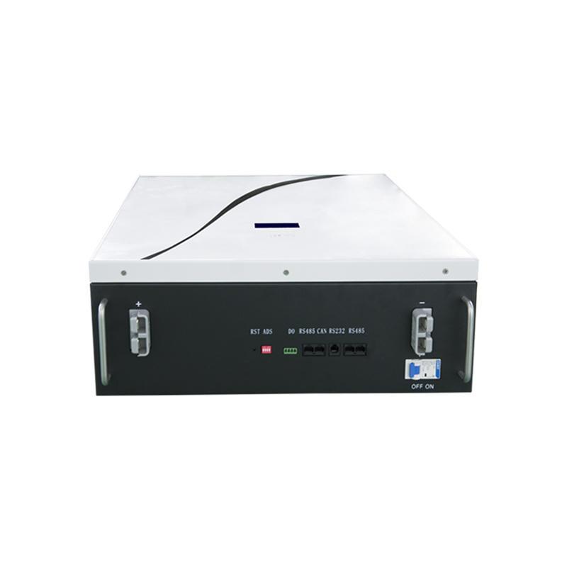 UFO White Wall Mounted GPRS Solar Lithium Battery LiFePO4 Battery