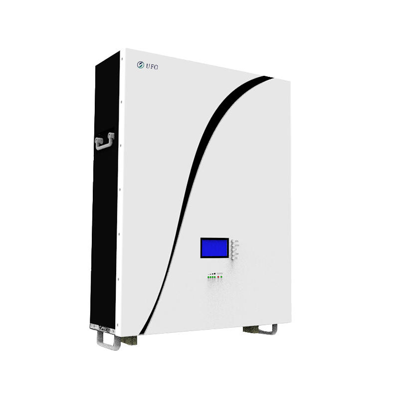 Snow White | Wall Mounted Solar Battery | LiFePO4 Battery (Optional GPRS) for Solar Storage System, Backup Power