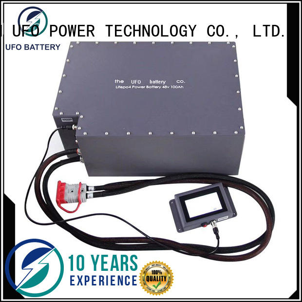 UFO high end motive power battery manufacturer for solar system telecommunication ups