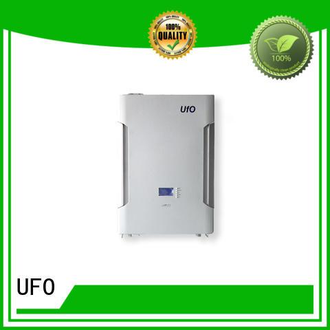 UFO lifepo4 power wall battery company for solar system telecommunication ups