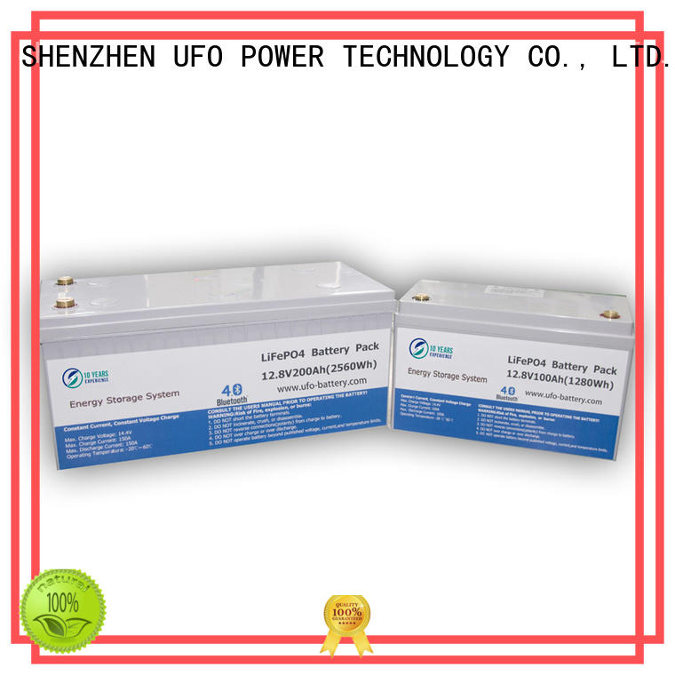 UFO professional 12 volt lithium battery manufacturer for solar system Gel battery replacement