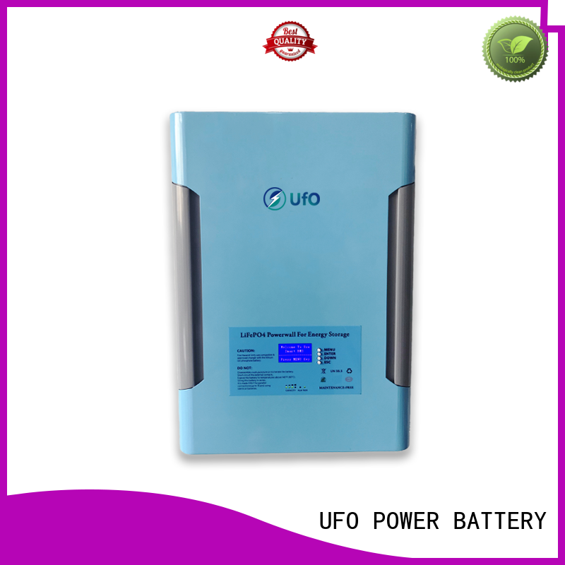 UFO 48v power wall battery company for solar system telecommunication ups