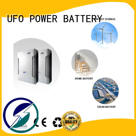 UFO Top lithium ion battery pack suppliers for solar system Gel battery replacement