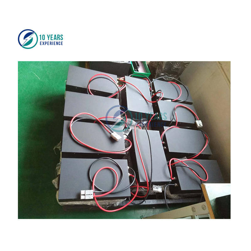 New lithium ion battery pack suppliers for solar system Gel battery replacement-1