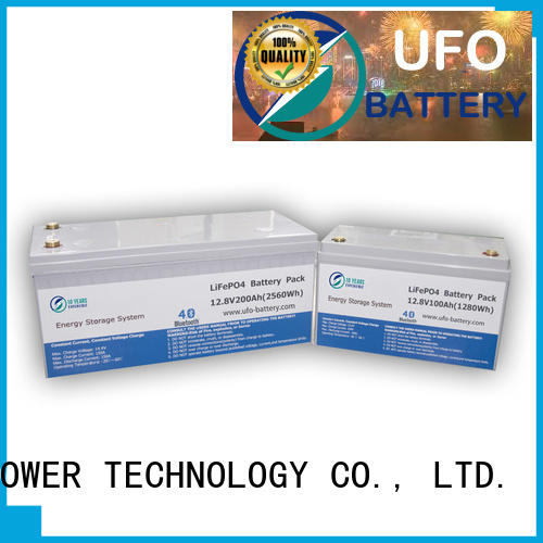 UFO bluetooth 12 volt lithium battery for sale