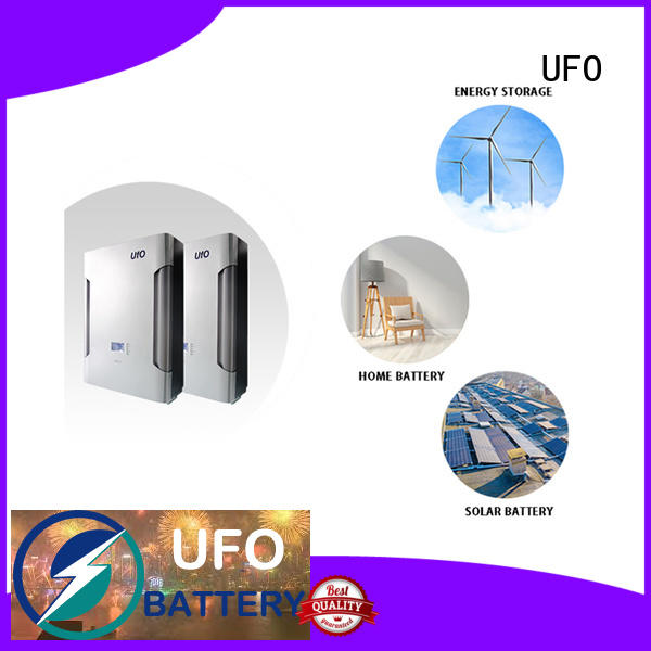 UFO Best lifepo4 battery pack for business for solar system Gel battery replacement