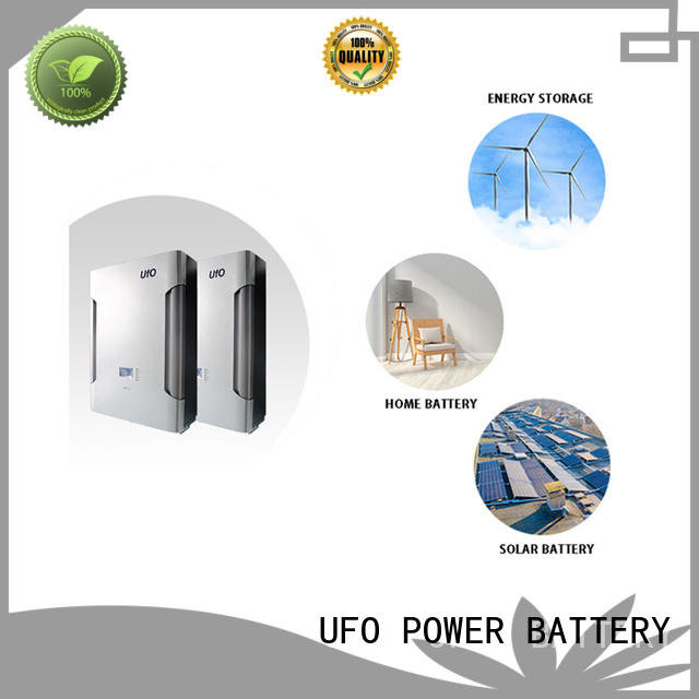 UFO Top lithium ion battery pack factory for small device