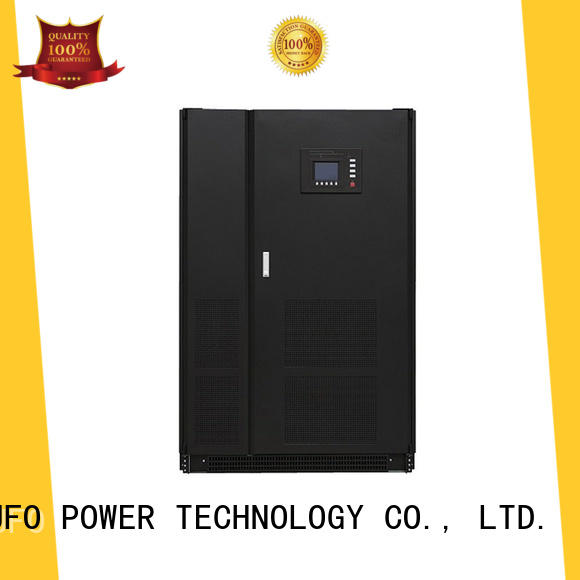 UFO New industrial ups company for precision equipment