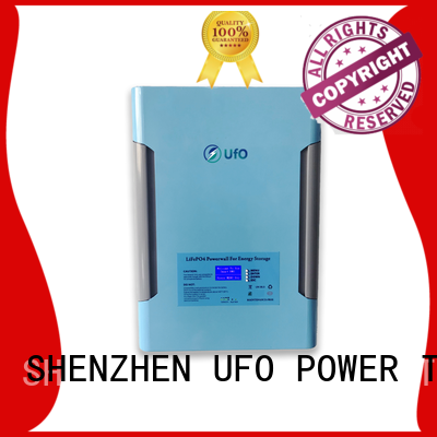 UFO portfolio home powerwall with air switch for solar system telecommunication ups