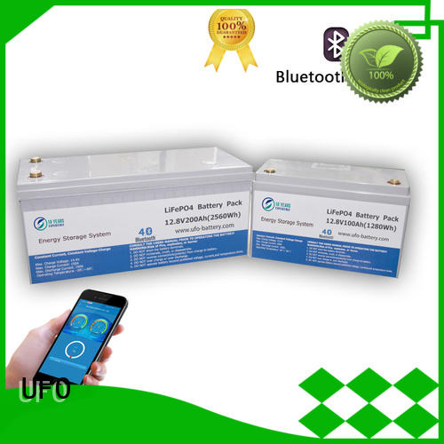 UFO Best lithium iron battery manufacturers for alarm