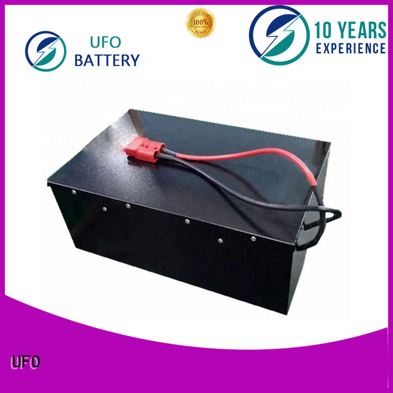 UFO Custom lithium ion battery pack supply for solar system Gel battery replacement