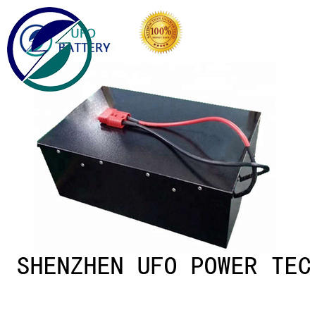 UFO High-quality lithium ion battery pack company for solar system Gel battery replacement