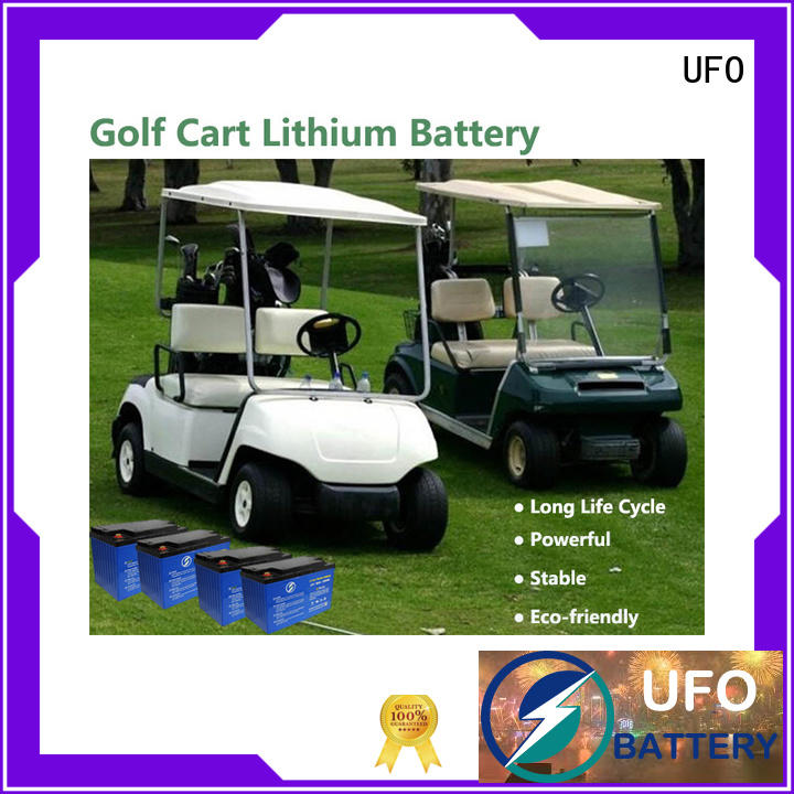 UFO Latest 24v lifepo4 battery manufacturers for solar system Gel battery replacement