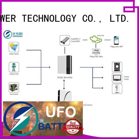 Latest solar powerwall lifepo4 factory for sale