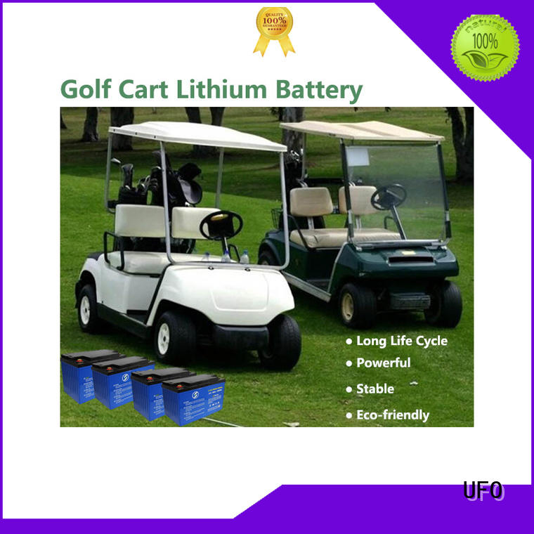 UFO High-quality 12 volt lithium battery manufacturers for solar system Gel battery replacement