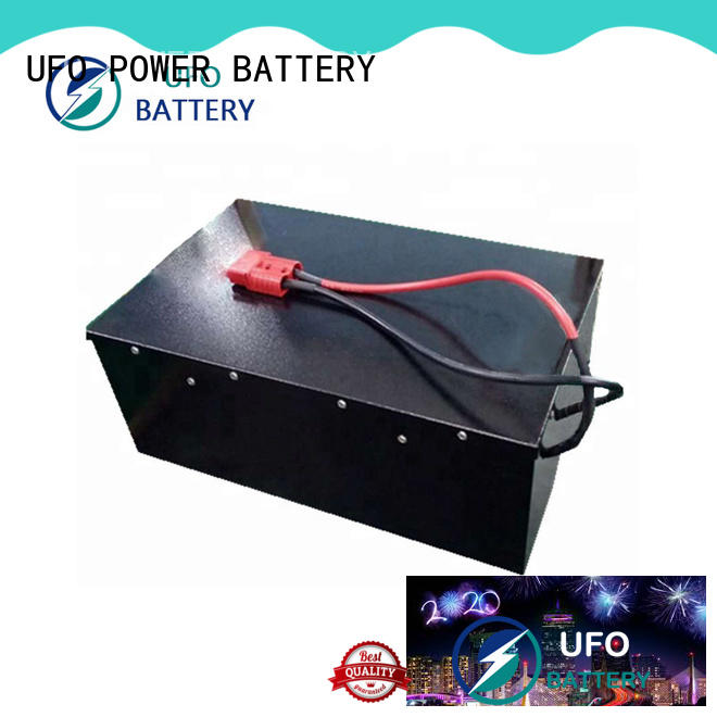UFO High-quality lithium ion battery pack supply for solar system Gel battery replacement
