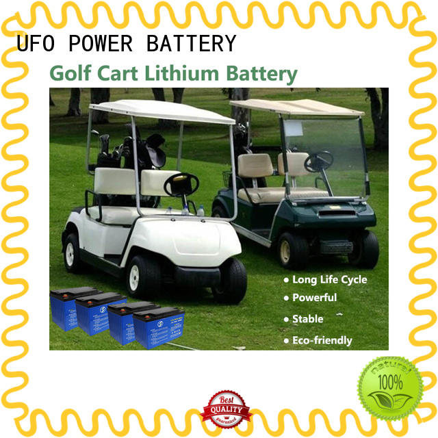 UFO 100ah lithium iron battery suppliers for alarm