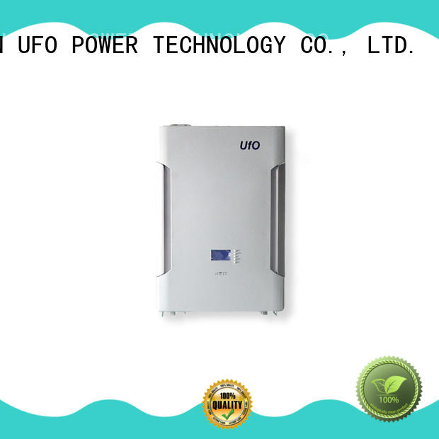 UFO Best power wall battery company for solar system telecommunication ups