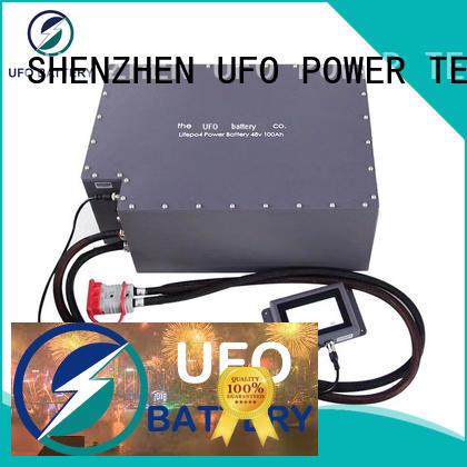 UFO power motive power battery company for solar system telecommunication ups