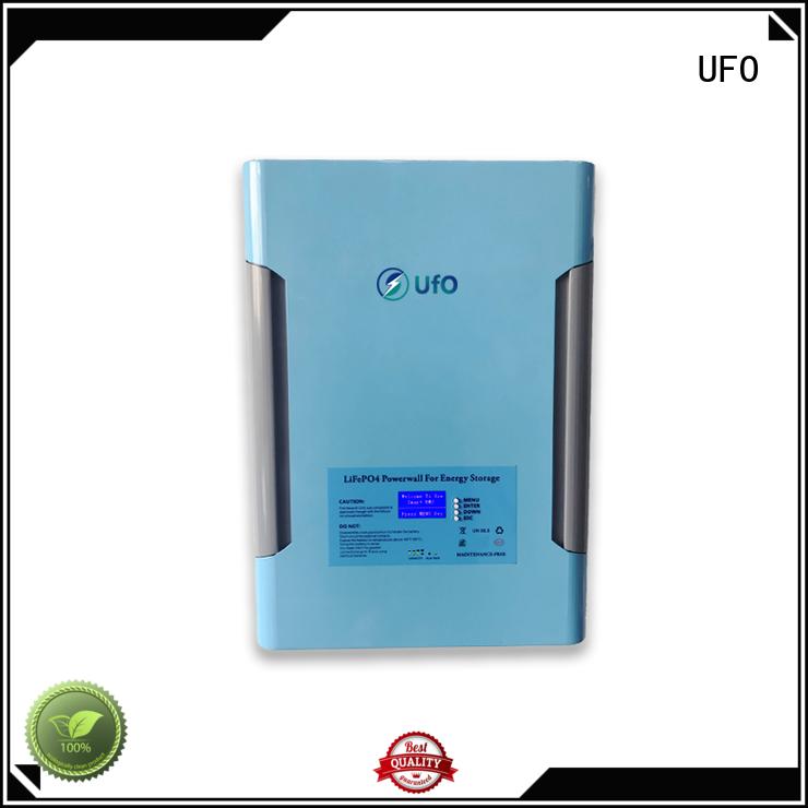 UFO Custom solar powerwall supply for sale