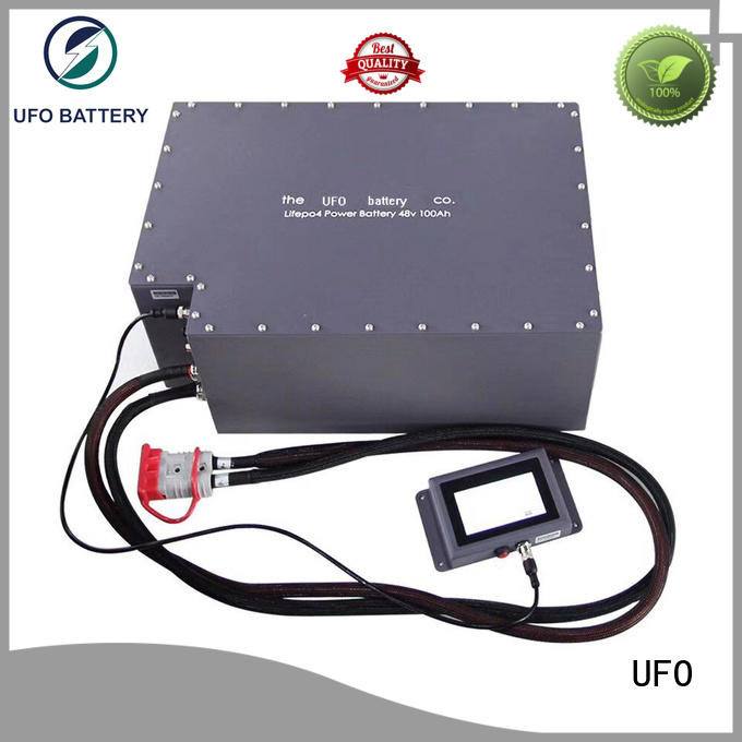 UFO 48v100ah motive battery supply for solar system telecommunication ups agv