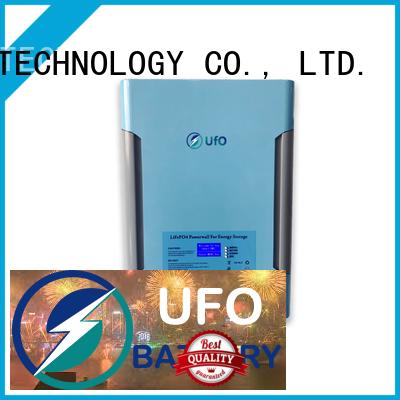 UFO Best solar powerwall factory for solar system telecommunication ups