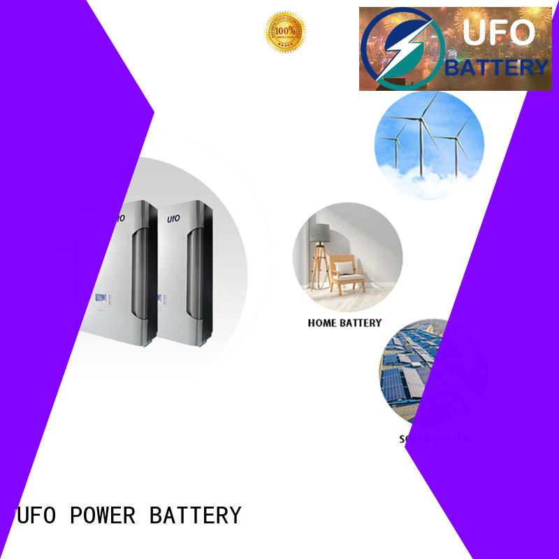 UFO lifepo4 battery pack supply for the conventional lead-acid