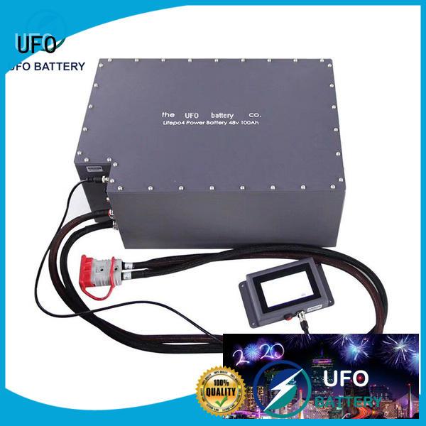 UFO 512v80ah motive power battery for business for solar system telecommunication ups agv