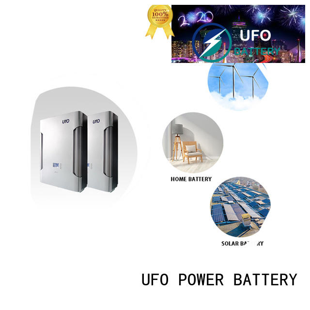 UFO Top lithium ion battery pack supply for medical device