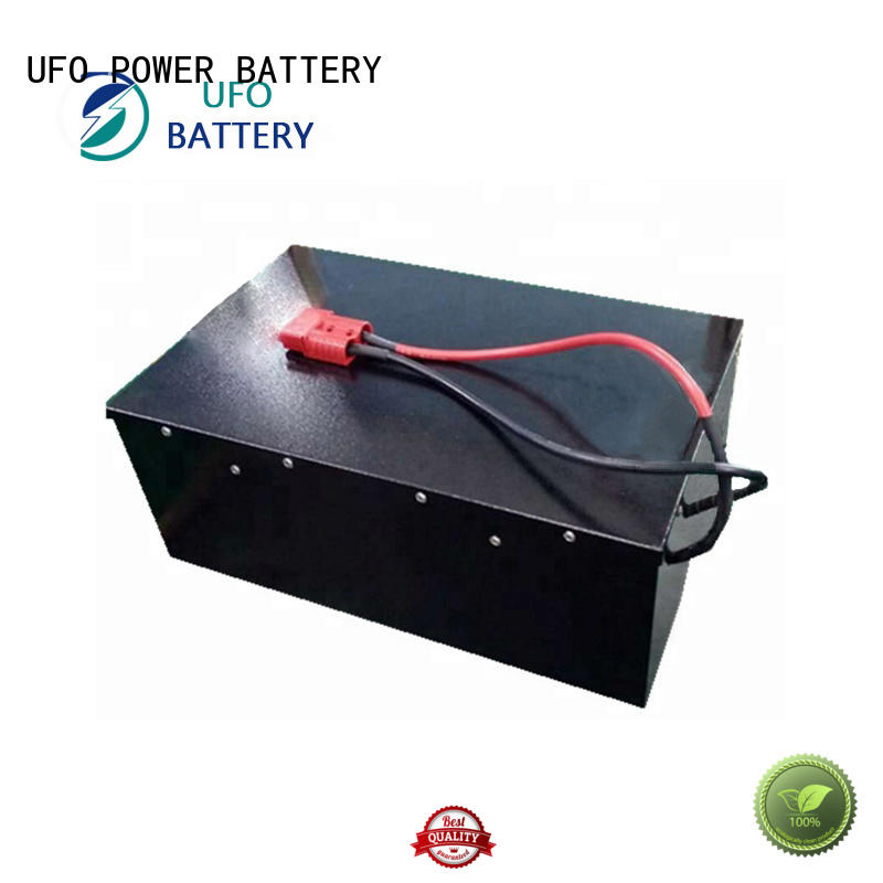 UFO Custom motive power battery company for solar system telecommunication ups agv