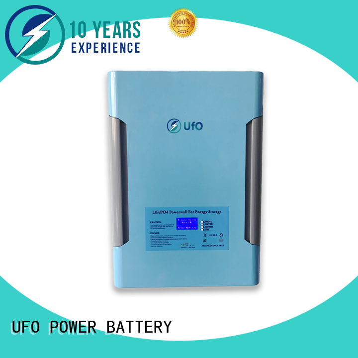 UFO Best power wall battery supply for solar system telecommunication ups