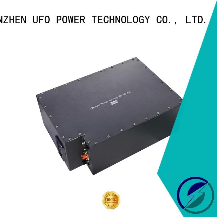 lithium deep cycle battery for solar system telecommunication ups agv UFO