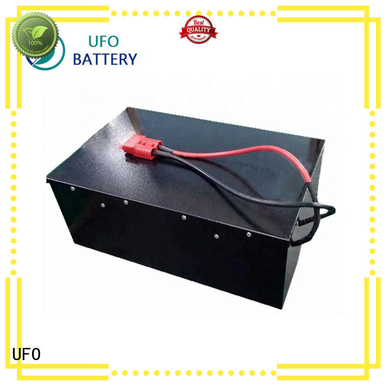 UFO lithium ion battery pack factory for solar system telecommunication ups